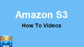 Amazon S3 video training