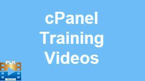 cPanel Training Videos aka Webmaster Blaster videos